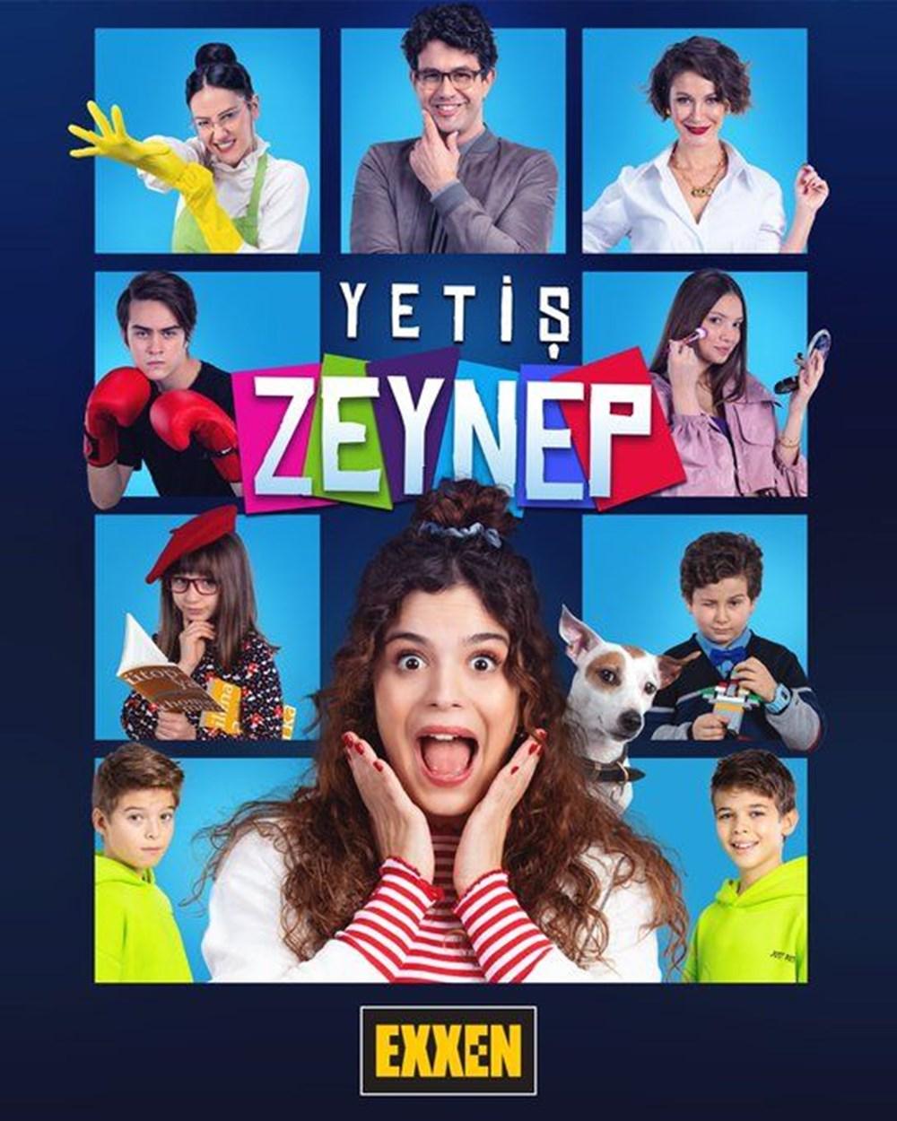 Yetiş Zeynep Exxen